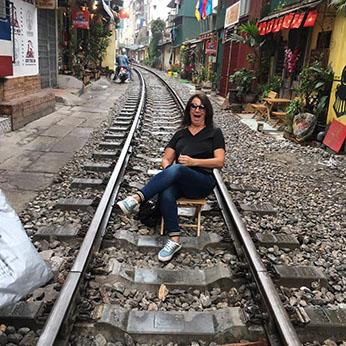 Circuit au Vietnam en février 6