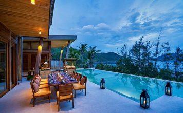 Hôtels de luxe Con Dao