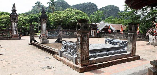 Temples de Dinh et Le 1