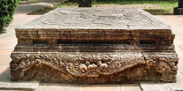 Temples de Dinh et Le 3