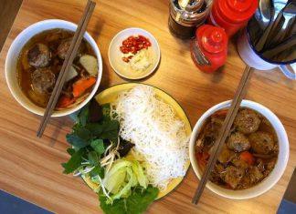 Plats préférés au Vietnam 8