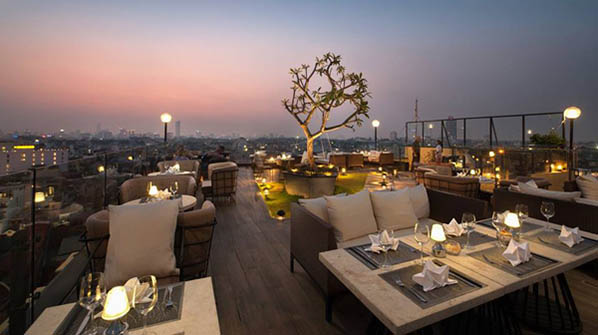 Top Bars Rooftops de Hanoi Vietnam 2