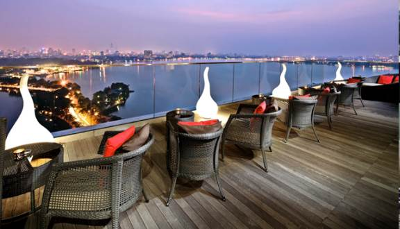 Top Bars Rooftops de Hanoi Vietnam 8