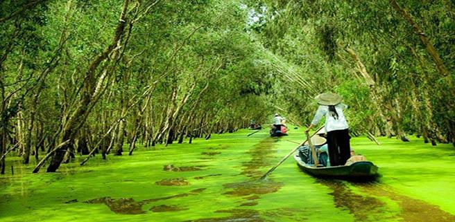 Top destinations du Delta du Mékong 1