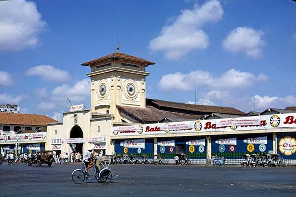 Les 4 grands marchés Saigon 1