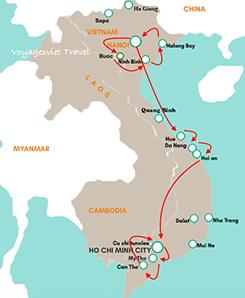 Que faire au Vietnam en 15 jours