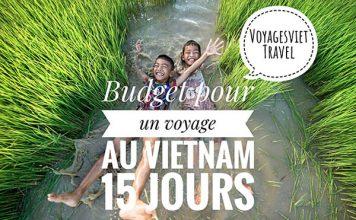Budget pour un voyage au Vietnam