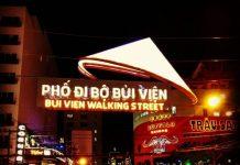 Endroits de vie nocturne Saigon