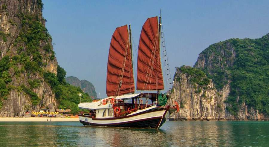 Baie Ha Long Vietnam