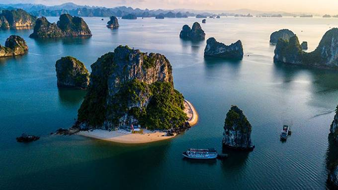 Incontournables de la baie Ha long 11