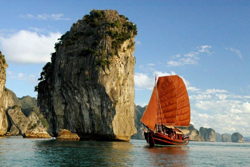 Incontournables de la baie Ha long 22