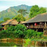 Randonnee dans la reserve Pu Luong 2