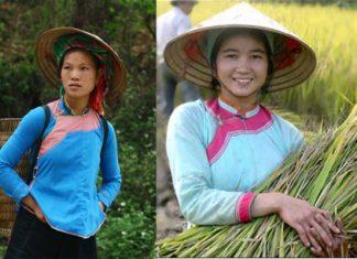 Tribus Tonkinois du Vietnam