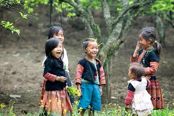 Le haut tonkin Vietnam