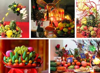 plateau des cinq fruits