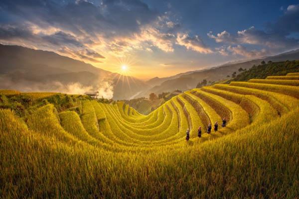 trek Vietnam nord 1