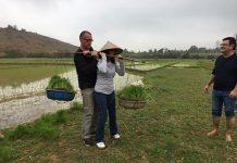 Circuit au Vietnam en février 3