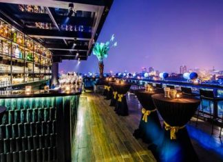 Top Bars Rooftops de Hanoi Vietnam