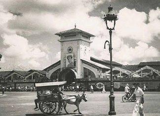 Les 4 grands marchés Saigon