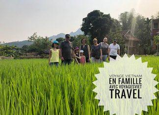 Séjour au Vietnam en famille