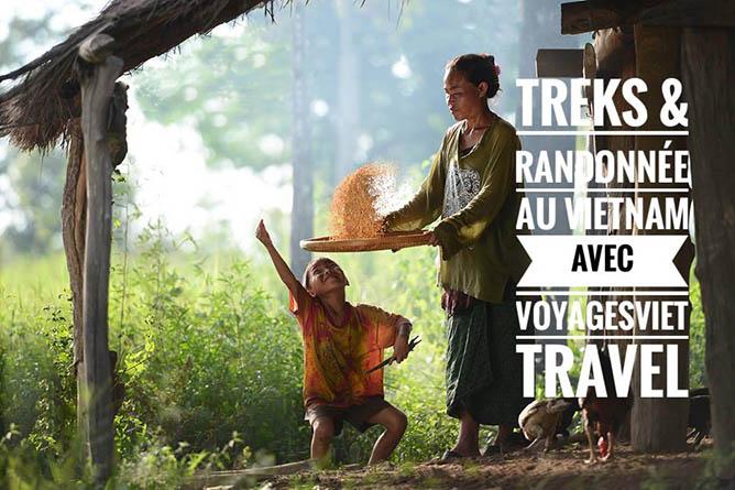Trekking au Vietnam